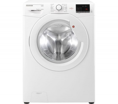 Save £60 at Currys on HOOVER DHL 1492D3 NFC 9 kg 1400 Spin Washing Machine - White, White