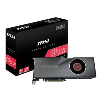 Save £60 at Scan on MSI AMD Radeon RX 5700 8GB XT Graphics Card
