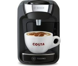 Save £62 at Currys on TASSIMO by Bosch Suny Coffee Machine - Black