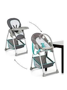 Save £20 at Very on Hauck Hauck Sit'n Relax Highchair - Hearts