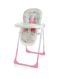 Save £25 at Very on Cosatto Noodle Supa Highchair - Mini Mermaids