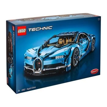Save £60 at Scan on LEGO 42083 Technic Bugatti Chiron