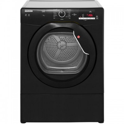 Save £30 at AO on Hoover Dynamic Next HLV9DGB 9Kg Vented Tumble Dryer - Black - C Rated