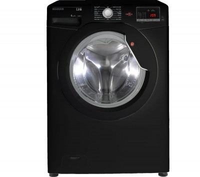 Save £70 at Currys on HOOVER Dynamic Link DHL 1482DBB NFC 8 kg 1400 Spin Washing Machine - Black, Black