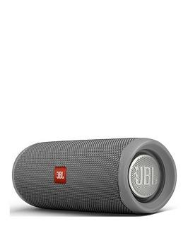 Save £19 at Very on Jbl Flip 5 Bluetooth Wireless Speaker - Grey