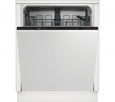 Save £30 at Currys on BEKO DIN15X11 Full-size Fully Integrated Dishwasher