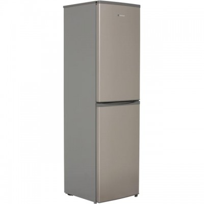 Save £40 at AO on Hoover HFF195XK 50/50 Frost Free Fridge Freezer - Stainless Steel - A+ Rated