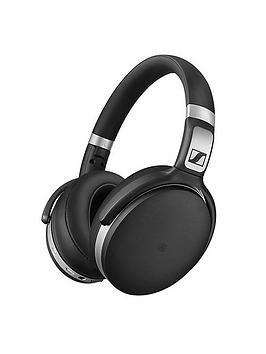 Save £71 at Very on Sennheiser Hd 4.50 Bt Nc Wireless Bluetooth Around-Ear Headphones With Noise Cancellation - Black