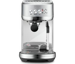 Save £123 at Currys on SAGE The Bambino Plus SES500BSS Coffee Machine - Stainless Steel