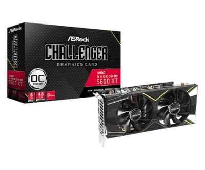 Save £39 at Ebuyer on Asrock Radeon RX 5600 XT Challenger D 6GB OC Graphics Card