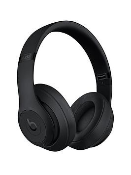 Save £39 at Very on Beats By Dr Dre Studio 3 Wireless Headphones - Matt Black