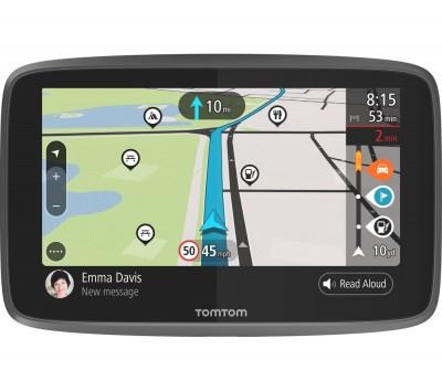 Save £50 at Currys on TOMTOM GO Camper 6? Sat Nav - Worldwide Maps