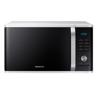 Save £21 at Sonic Direct on Samsung MS28J5255UW Solo Microwave Oven in White 28 Litre Capacity