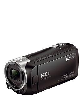 Save £31 at Very on Sony Hdr-Cx405 Full Hd Handycam Camcorder - Black