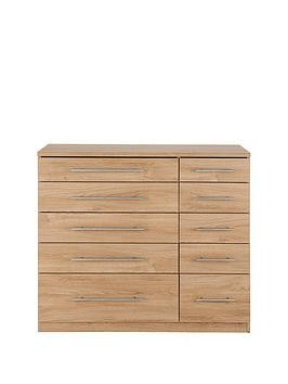 Save £17 at Very on Prague 5 + 5 Graduated Chest Of Drawers