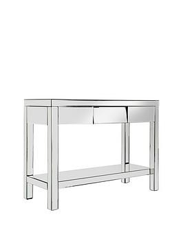 Save £15 at Very on Monte Carlo Mirrored Console Table