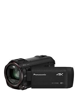Save £200 at Very on Panasonic Hc-Vx980Eb-K Ultra Hd 4K Camcorder With Leica Dicomar Lens - Black