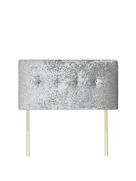 Save £11 at Very on Luxe Collection By Silentnight Francesca Headboard