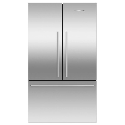 Save £491 at Appliance City on Fisher Paykel RF610ADJX5 Three Door Fridge Freezer With Ice Maker - STAINLESS STEEL