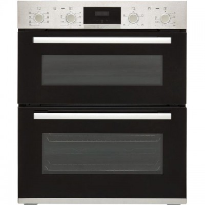 Save £115 at AO on Bosch Serie 4 NBS533BS0B Built Under Double Oven - Stainless Steel - A/B Rated
