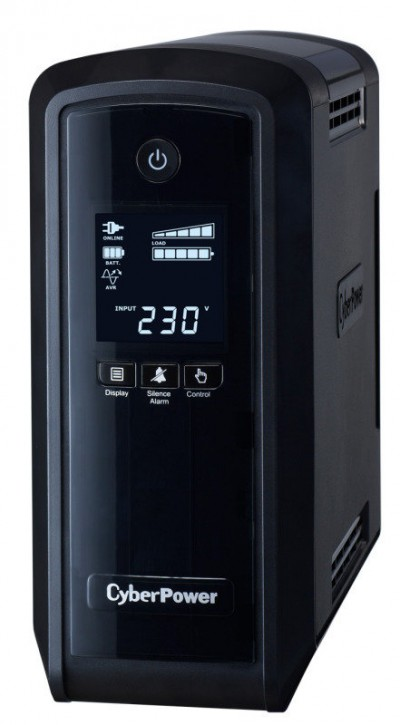 Save £24 at Ebuyer on CyberPower Sinewave UPS for MAC, 900va/540w, UK Version