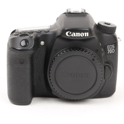 Save £54 at WEX Photo Video on Used Canon EOS 70D Digital SLR Camera Body