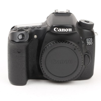 Save £56 at WEX Photo Video on Used Canon EOS 70D Digital SLR Camera Body