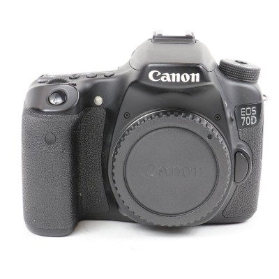 Save £57 at WEX Photo Video on Used Canon EOS 70D Digital SLR Camera Body