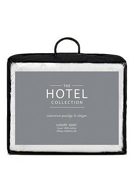 Save £15 at Very on Hotel Collection Ultimate Luxury All Seasons Mulberry Silk Duvet