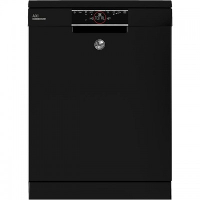 Save £80 at AO on Hoover AXI HDPN1S643PB Wifi Connected Standard Dishwasher - Black - A+ Rated