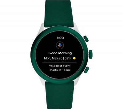 Save £16 at Currys on Sport FTW4035 Smartwatch - Green, 43 mm, Green