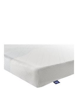Save £40 at Very on Silentnight 3 Zone Memory Rolled Mattress - Medium Firm