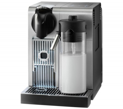 Save £80 at Currys on NESPRESSO Nespresso Lattissima Pro EN750MB Coffee Machine - Silver & Black, Silver