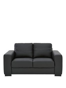 Save £238 at Very on Morton Real Leather/Faux Leather 2 Seater Sofa