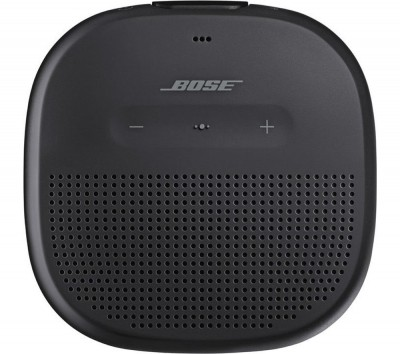 Save £15 at Currys on BOSE Soundlink Micro Portable Bluetooth Speaker - Black, Black