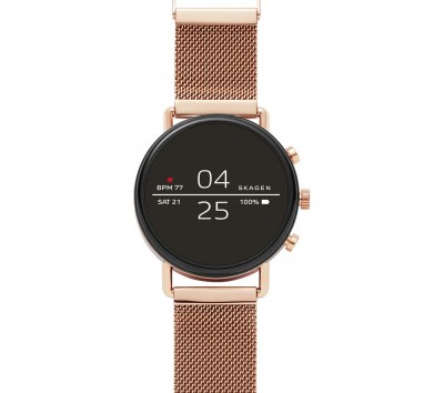 Save £50 at Currys on SKAGEN Falster 2 - Rose Gold, Gold