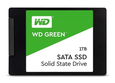 Save £29 at Ebuyer on WD Green Green 1TB SSD 2.5 7mm SATA Gen 3