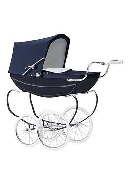 Save £70 at Very on Silver Cross Oberon Dolls Pram - Navy