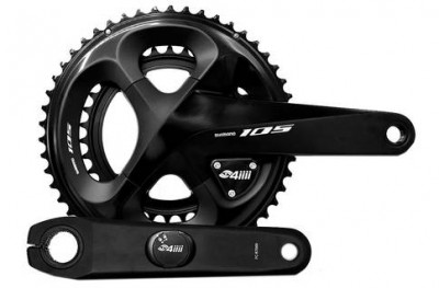Save £180 at Evans Cycles on 4iiii PRECISION Power Meter - Shimano 105 R7000 Dual Sided Chainset - 50-34T