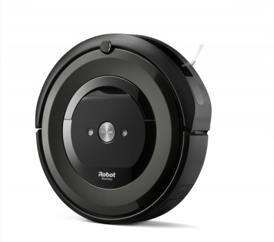Save £70 at Currys on IROBOT Roomba E5158 Robot Vacuum Cleaner - Black, Black