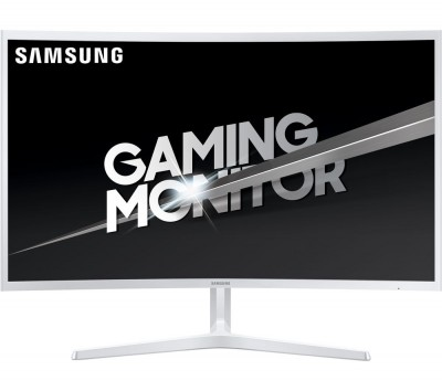 Save £50 at Currys on LC32JG51 Full HD 32? Curved LED Gaming Monitor ? White, White