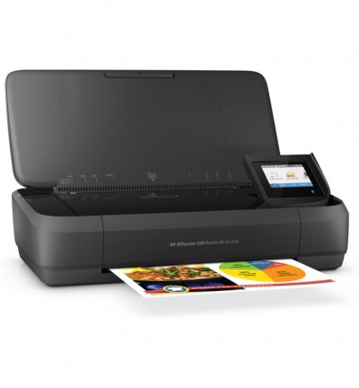 Save £27 at Ebuyer on HP Officejet 250 Mobile A4 Multi-Function Wireless Inkjet Printer