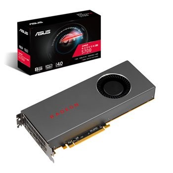 Save £39 at Scan on ASUS AMD Radeon RX 5700 8GB RDNA Graphics Card