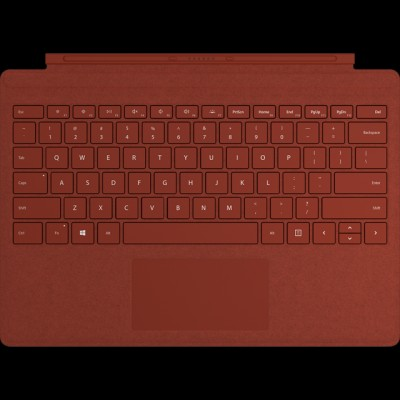 Save £40 at AO on Microsoft Surface Pro Type Cover - Poppy Red Alcantara