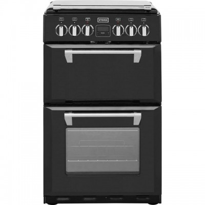 Save £80 at AO on Stoves Mini Range RICHMOND550E 55cm Electric Cooker with Ceramic Hob - Black - A/A Rated
