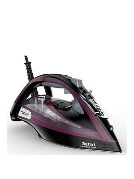 Save £21 at Very on Tefal Fv9830 Ultimate Pure Steam Iron - Black And Purple