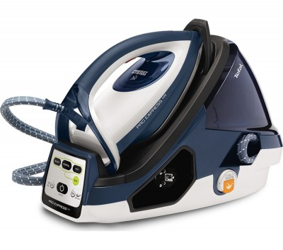 Save £41 at Currys on TEFAL Pro Express Care High Pressure GV9060G0 Steam Generator Iron - Blue & White, Blue