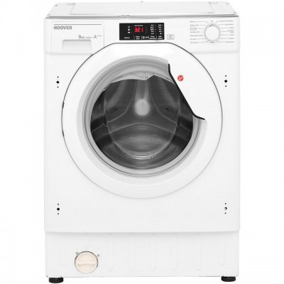 Save £40 at AO on Hoover HBWM914D Integrated 9Kg Washing Machine with 1400 rpm - A+++ Rated