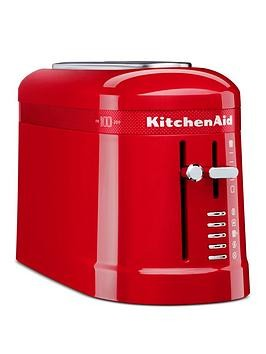Save £16 at Very on Kitchenaid Kitchenaid Queen Of Hearts 2-Slice Long Slot Toaster