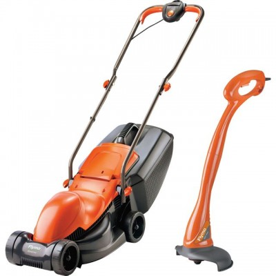 Save £10 at AO on Flymo Easimo Bundle Rotary Lawnmower Electric Mower & Grass Trimmer